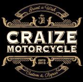 CRAIZE MOTORCYCLE | 下関市のハーレー(Harley-Davidson)やバイク(単車)のカスタムとリペアと販売のクレイズモーターサイクル
