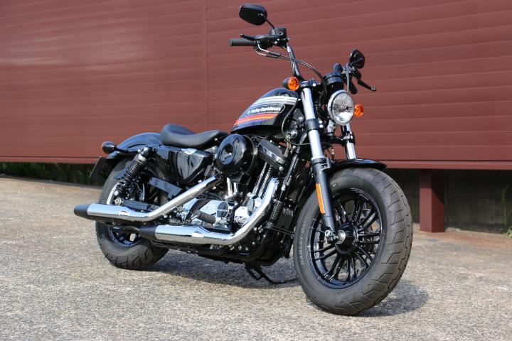 山口県下関市のCRAIZE MOTORCYCLE (クレイズモーターサイクル) のハーレー(Harley-Davidson)販売モデル2018年式XL1200XSイメージ02