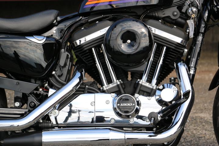 山口県下関市のCRAIZE MOTORCYCLE (クレイズモーターサイクル) のハーレー(Harley-Davidson)販売モデル2018年式XL1200XSイメージ04
