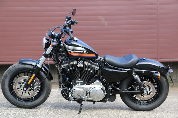 山口県下関市のCRAIZE MOTORCYCLE (クレイズモーターサイクル) のハーレー(Harley-Davidson)販売モデル2018年式XL1200XSイメージ05