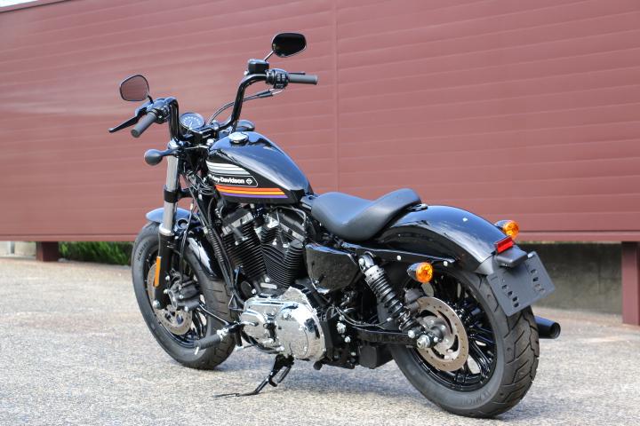 山口県下関市のCRAIZE MOTORCYCLE (クレイズモーターサイクル) のハーレー(Harley-Davidson)販売モデル2018年式XL1200XSイメージ07