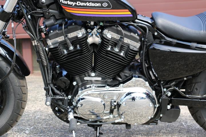 山口県下関市のCRAIZE MOTORCYCLE (クレイズモーターサイクル) のハーレー(Harley-Davidson)販売モデル2018年式XL1200XSイメージ08