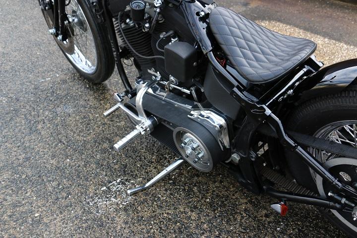 山口県下関市のCRAIZE MOTORCYCLE (クレイズモーターサイクル) のハーレー(Harley-Davidson)カスタム1998年式FXSTBイメージ10