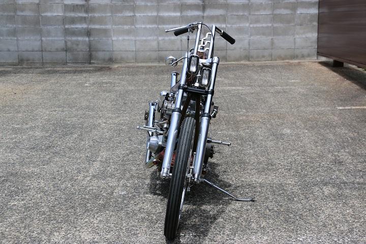 山口県下関市のCRAIZE MOTORCYCLE (クレイズモーターサイクル) のハーレー(Harley-Davidson)カスタム1981年式FXSイメージ06