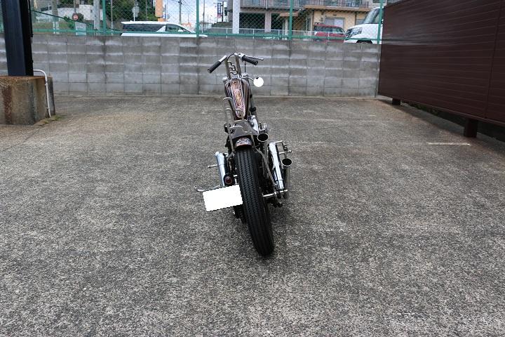 山口県下関市のCRAIZE MOTORCYCLE (クレイズモーターサイクル) のハーレー(Harley-Davidson)カスタム1981年式FXSイメージ14
