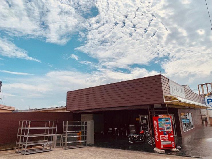 山口県下関市のCRAIZE MOTORCYCLE (クレイズモーターサイクル) のハーレー(Harley-Davidson)やバイク(単車)を扱う日々のイメージ(外観)